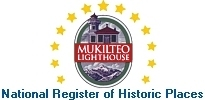Mukilteo Lighthouse, National Register or Historic Places